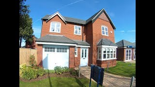 Morris Homes   - The Bramhall @ Brereton Grange, Arclid, Cheshire  by Showhomesonline thumbnail