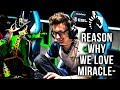 Reason Why We Love the Best Player in the World - Miracle- #2