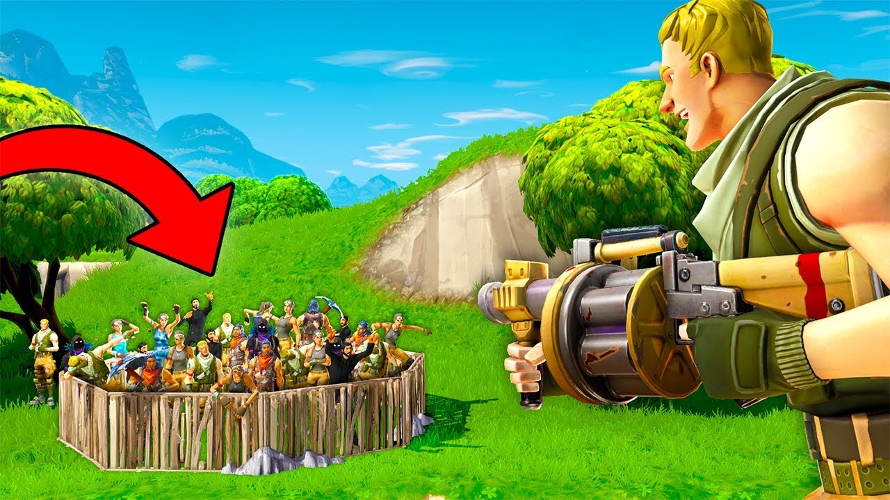 1 vs. 24 EPIC FAIL! - Fortnite Fails & Epic Wins #13 (Fortnite Funny Moments Compilation)