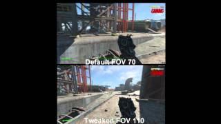Fallout 4 FOV fix PC Fallout 4 Configuration tool