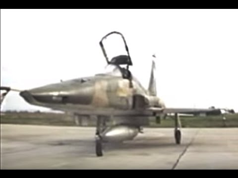 HELLENIC AIR FORCE  F/RF-5 FREEDOM FIGHTER