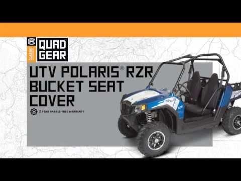 UTV Bucket Seat Covers by Classic Accessories (Polaris RZR)