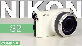 видео NIKON 1 S1  и NIKON 1 J3 - компактные фотоаппараты для фотолюбителя