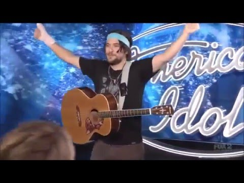 Adam Lasher - New Orleans Audition - American Idol Season 14