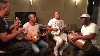 Salgadinho e os Bambas Dudu Nobre,Netinho de Paula e Délcio Luiz  - (Live Facebook 22/12/16)