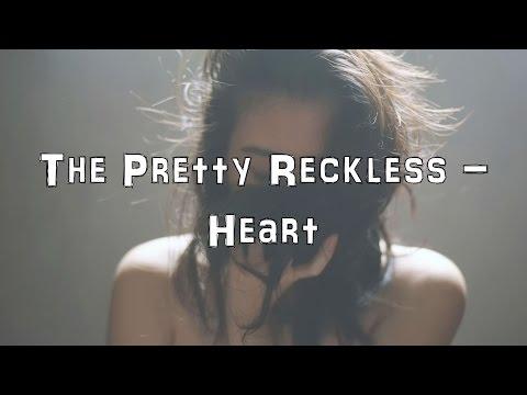 The Pretty Reckless - Heart [Acoustic Cover.Lyrics.Karaoke]