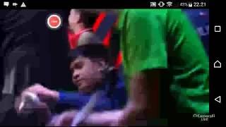 Detik Detik kekalahan mobile legend indonesia di final