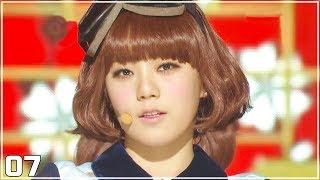 오렌지캬라멜(Orange Caramel) - 샹하이 로맨스(Shanghai Romance) (上海之戀) 교차…