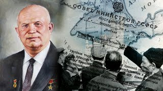 Зачем Хрущев подарил Украине Крым - Секретный фронт, 31.01.2018