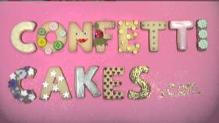 Trailer for NEW How-to video series by Elisa Strauss of Confetti Cakes