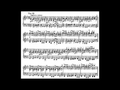 BRAHMS Handel Variations, Op. 24 with Score John Kane, piano (AUDIO ONLY)
