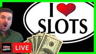 I WON $1,000 SLOT TOURNAMENT! Casino Live Stream!