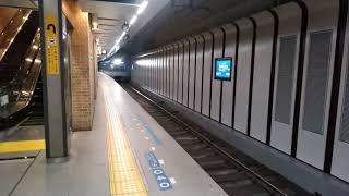 阪神神戸三宮 4:56発 新開地行き普通