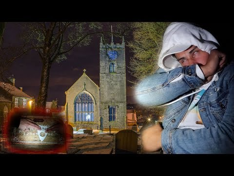 Thumbnail: OUIJA BOARD AT HAUNTED CHURCH GONE TERRIBLY WRONG // HE GOT POSSESSED ( NEAR DEATH )