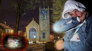 OUIJA BOARD AT HAUNTED CHURCH GONE TERRIBLY WRONG // HE GOT POSSESSED ( NEAR DEATH )