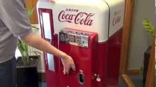 Coca-Cola Machine - Vendo 56 Coke Machine