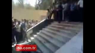 Suriye'den dehşete düşüren görüntü! Videosu Son Dakika Haberleri