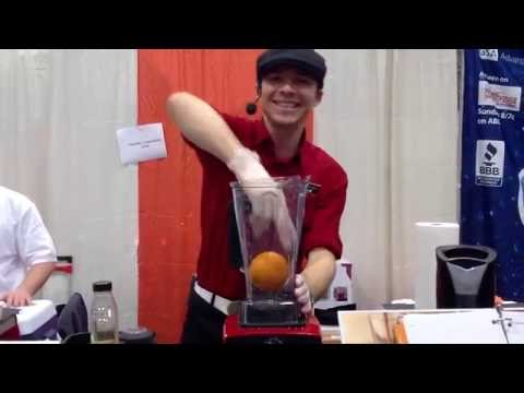 -Vitamix Demonstration-  *Standard Recipes*