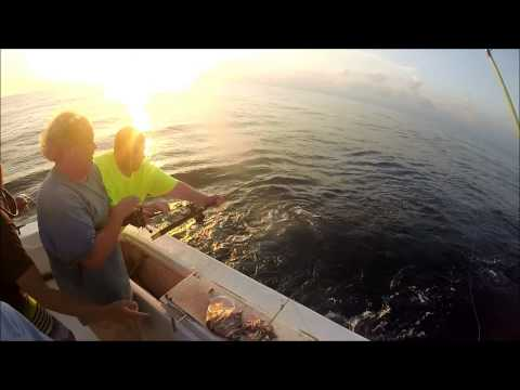 Outer Banks OBX Deep Sea Fishing On Runaway Charters