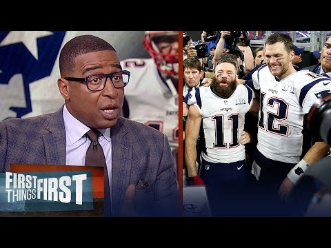 Cris Carter lists reasons why the Patriots continue Super Bo