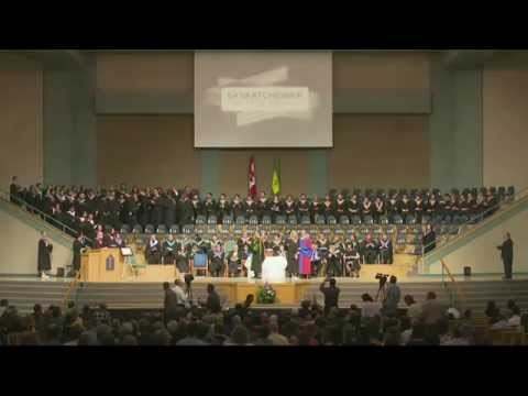 Moose Jaw Campus 2015 Convocation