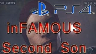 Playstation 4 Game - inFAMOUS Second Son Trailer