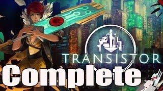 Transistor Full Game Walkthrough / Complete Game Walkthrough