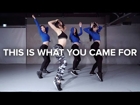 Thumbnail: This Is What You Came For - Calvin Harris ft. Rihanna (traila $ong cover) / Lia Kim Choreography
