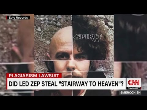 What Jury Didn't Hear in Led Zep Plagiarism Case