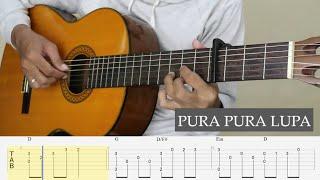 Download lagu PURA PURA LUPA - Mahen - Fingerstyle Guitar Tutorial TAB + Chord