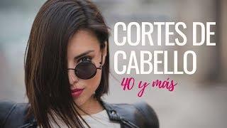 Cortes De Cabello Para Mujeres De 40 Años Y Más   Cuarentonas Y Felices