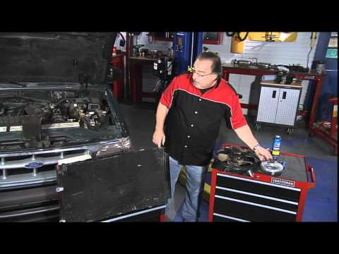 Simple fixes that might get the car's AC system working.