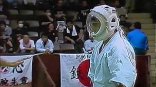 KUDO 3rd World champ 2009. Abdulkerimov (Russia) vs Tanaka (Japan) FINAL 240