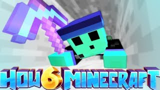 Kenny showed me the BEST way to mine - How To Minecraft S6 #8