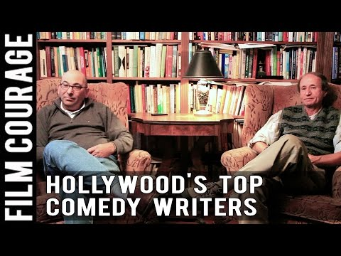 At the Writers' Table with Hollywood's Top Comedy Writers by Jeffrey Davis & Peter Desberg