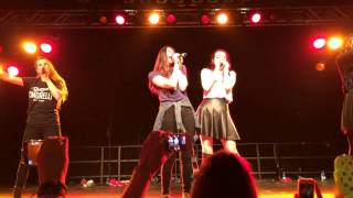 """All My Friends Say"" - Cimorelli Live in Cologne"