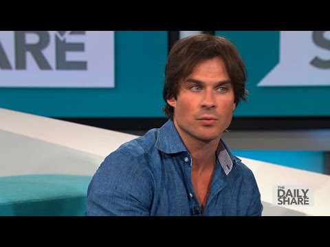 Ian Somerhalder remembers Hurricane Katrina on 10 year anniversary
