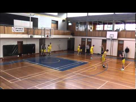 5-Out Continuity Pick and Roll