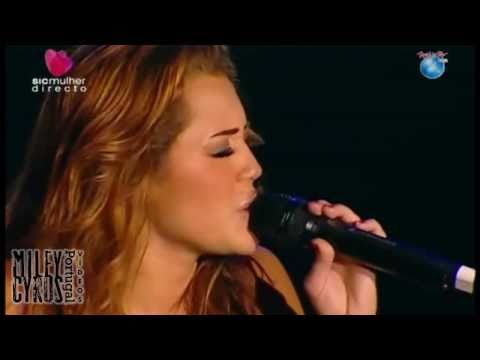 When I Look at You - Miley Cyrus - Live at Rock in Rio Lisboa