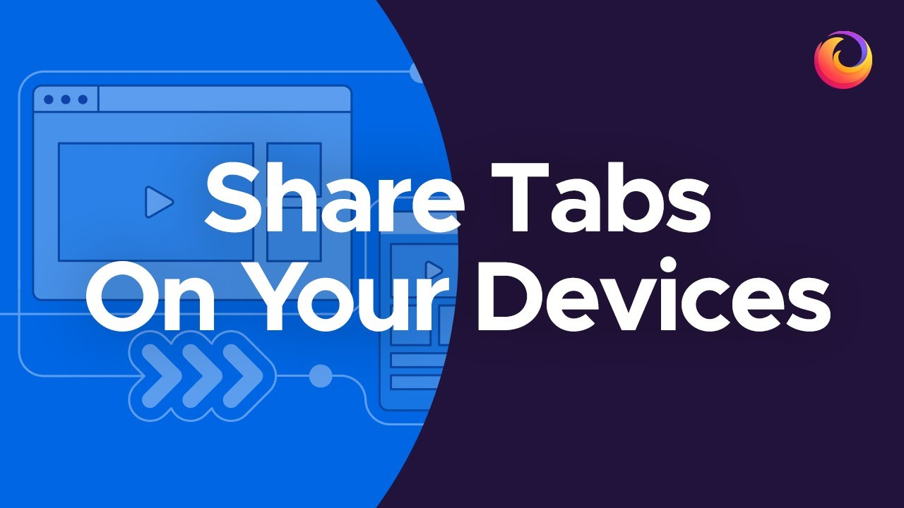Send a tab from Firefox for iOS to another device   How to