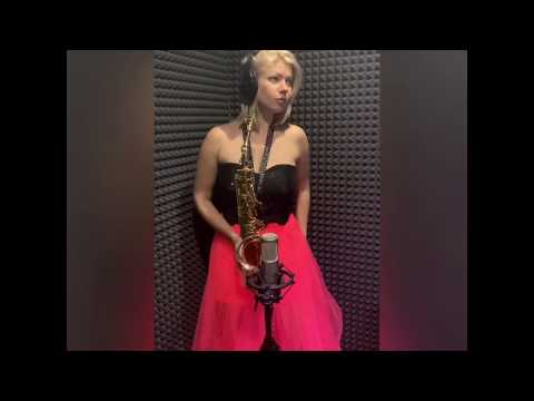 Lonely-(I remember the time) (Ladynsax cover)