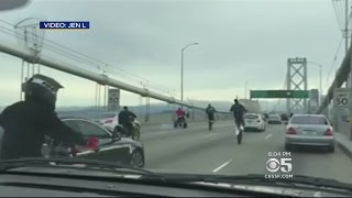Authorities Offer Details On Bay Bridge Sideshow Bust