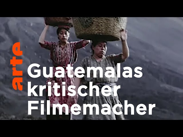 TRACKS: Zoff in Guatemala mit Jayro Bustamante | ARTE