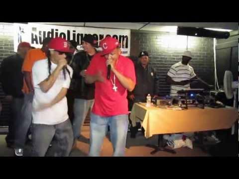 Cuban Link n Hard Hitta Live - Ima Start a Riot
