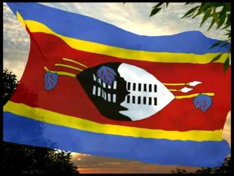 スワジランド王国の国歌「おお神...