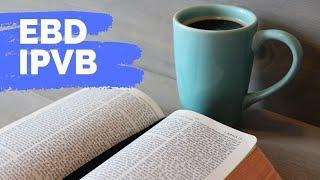 EBD - Encerramento do mês da Família - Rev. Marcos Borges