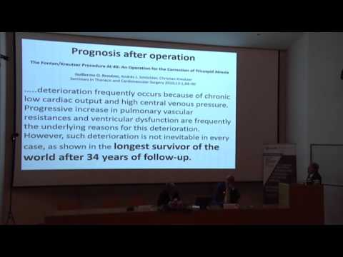 Long term follow-up of fontan circulation - Spyridon Rammos