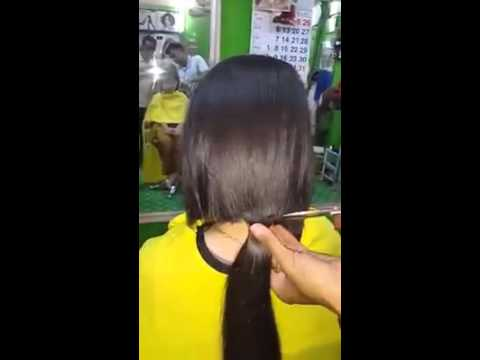 Potong rambut pendek - YouTube 22f4aee033