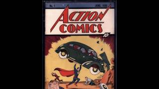 """""""Superman Comic Book obtained via Storage Auction  Sells for $2,100,000!!"""" thumbnail"""
