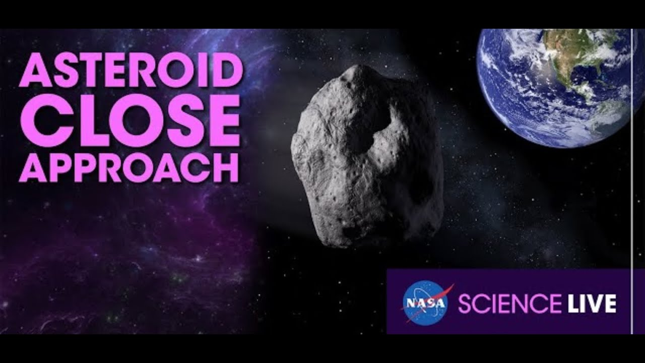 Watch Asteroid 1998 OR2 Live India by NasaJr